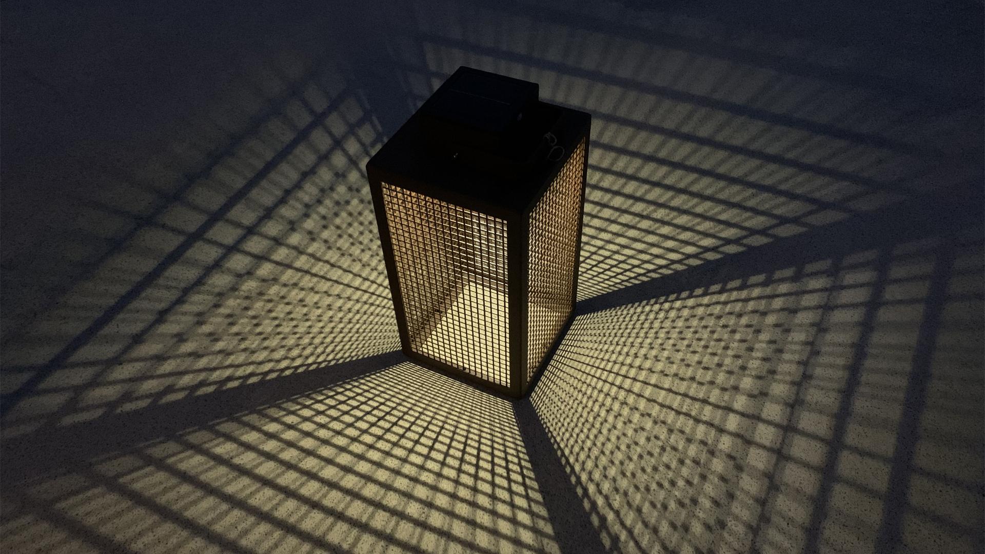 lanterne solaire - LAS 500 -25